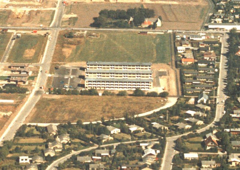 Luftfoto fra 1972